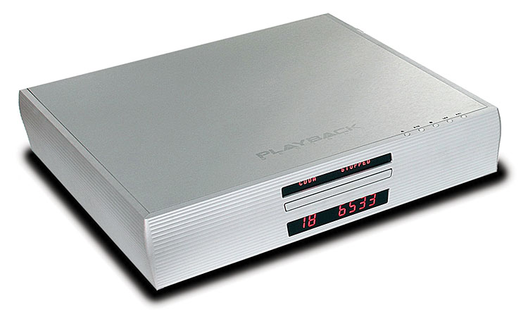 MPS-3 CD Player - Playback Designs